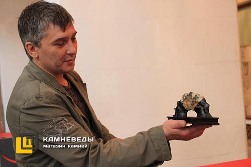 """Выставка суйсеки """"Говорящие камни"""" во Владимире"""
