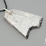 Кулон метеорит «Muonionalusta»