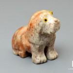 Собака из агальматолита