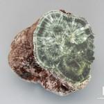 Клинохлор (серафинит), полированный срез 6,5х6х3,4 см