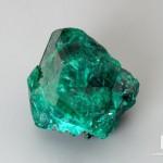 Диоптаз, кристалл 2,3х2,2х1,8 см