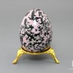 Яйцо из тулита, 6,1х4,4 см