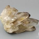 Раухтопаз (дымчатый кварц), сросток кристаллов 8,7х5,5х7,2 см
