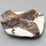 Ставролит в сланце, 7-9 см