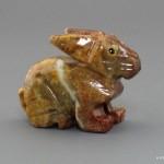 Заяц из агальматолита