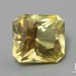 Цитрин, огранка 10х9х8 мм (4,7 ct)