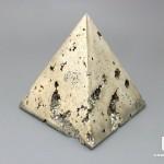 Пирамида из пирита, 8,2х8,1х8,5 см