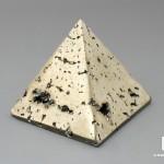 Пирамида из пирита, 5,7х5,7 см