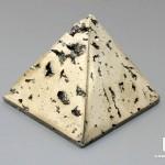 Пирамида из пирита, 5,1х5х4,1 см