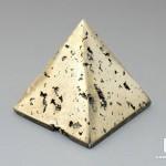 Пирамида из пирита, 4,6х4,6х4,4 см