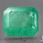 Берилл зеленый, огранка 14х12х8 мм (9,72 ct)