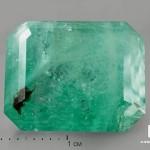 Берилл зеленый, огранка 18х15х10 мм (19,88 ct)