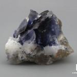 Синий галит, 4,1х3,5х3 см