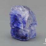 Синий галит, 2,5х2,5 см