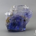 Синий галит, 5,1х4,7х2,6 см