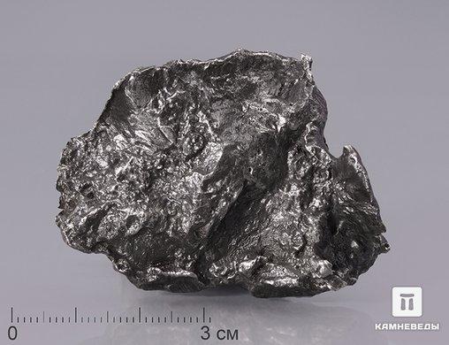Метеорит Сихотэ-Алинь, осколок 5,3х3,9х1,8 см (95,17 г)