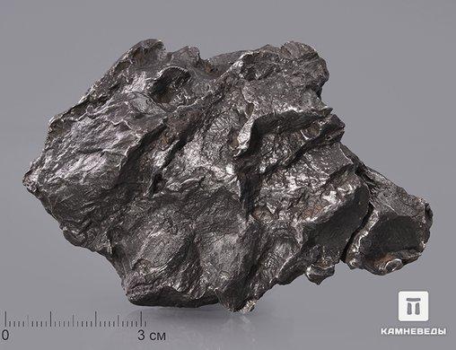 Метеорит Сихотэ-Алинь, осколок 8,7х6,2х3,1 см (388 г)
