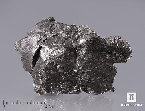 Метеорит «Сихотэ-Алинь», осколок 8,8х5х4,4 см (210 г)7